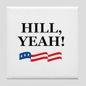HILL, YEAH! Tile Coaster