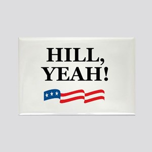 HILL, YEAH! Rectangle Magnet