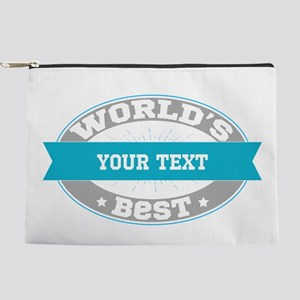 Worlds Best Personalized Makeup Bag
