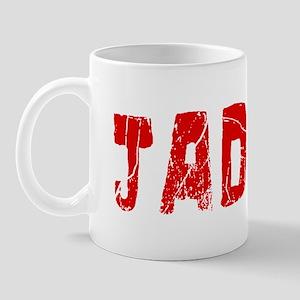 Jadon Faded (Red) Mug