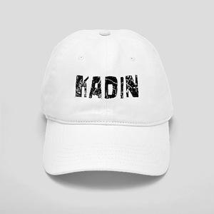Kadin Faded (Black) Cap
