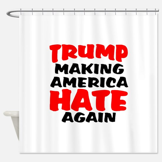 Donald Trump Shower Curtain