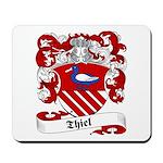 Thiel Family Crest Mousepad