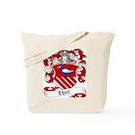 Thiel Family Crest Tote Bag