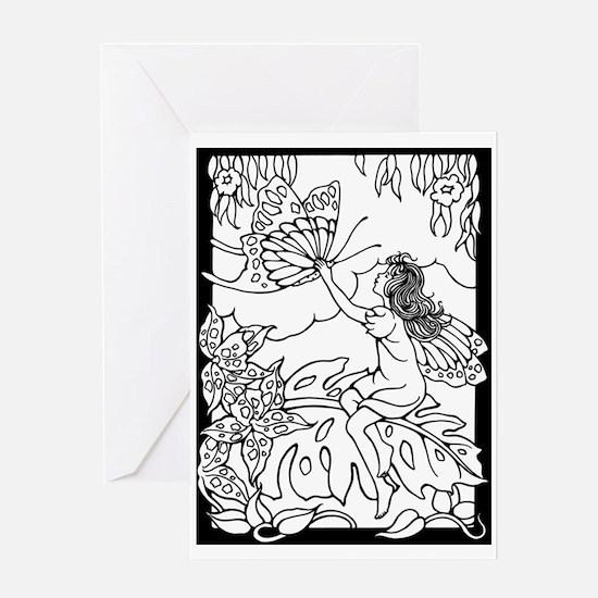 Fairies 20 Greeting Card