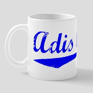 Vintage Adis Abba (Blue) Mug
