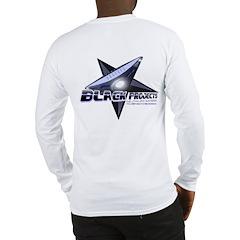 Black Projects Gear Long Sleeve T-Shirt
