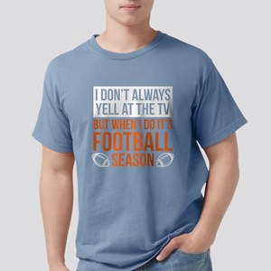 Football Season Women's Dark T-Shirt