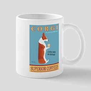 Corgi Superior Coffees Mug