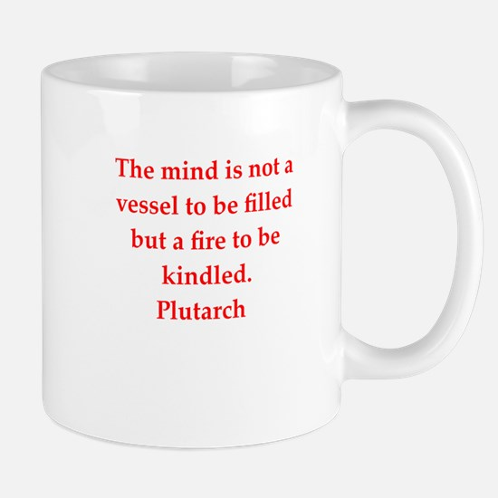 Plutarch quote Mugs