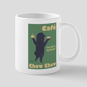 Café Chow Chow Mug
