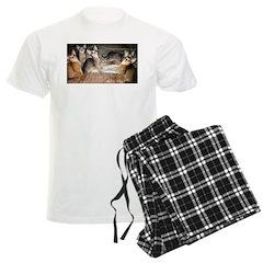 Cute Aby Kittens Pajamas