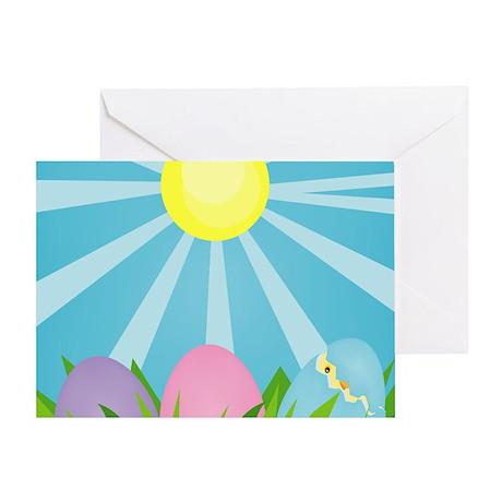 Easter Morning Greeting Card