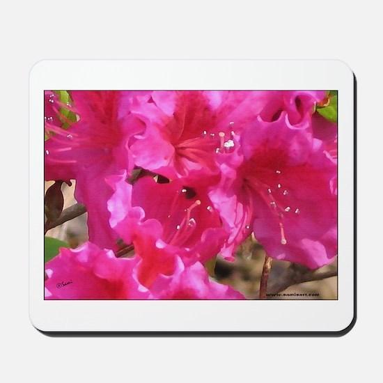 Pretty & Pink Mousepad