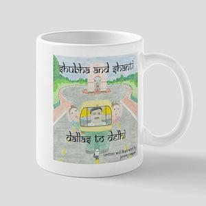 Dallas To Delhi Mugs