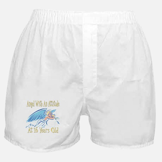 Angel Attitude 16th Boxer Shorts