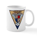 USS HANCOCK 11 oz Ceramic Mug
