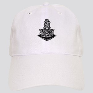 PM Square and Compass No. 1 Cap