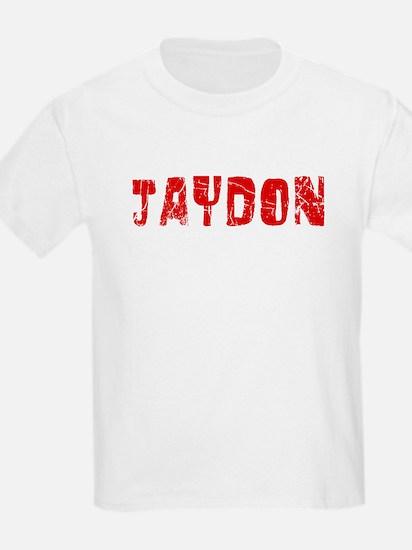Jaydon Faded (Red) T-Shirt