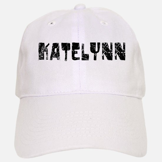 Katelynn Faded (Black) Baseball Baseball Cap