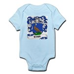 Trapp Family Crest Infant Creeper