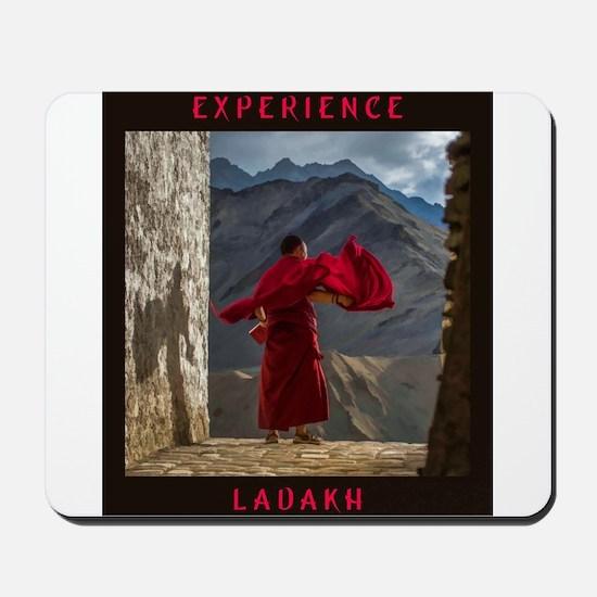 Experience Ladakh Mousepad