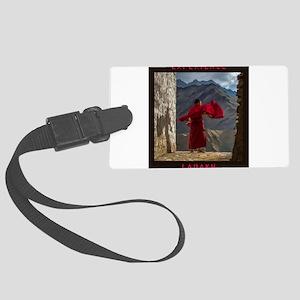 Experience Ladakh Luggage Tag
