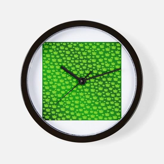 Leafs nation Wall Clock