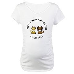 Spay or Neuter Shirt