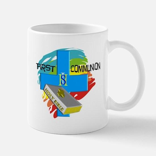 First Communion Large Mugs