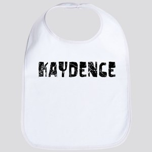 Kaydence Faded (Black) Bib