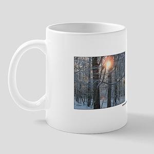 Snowy Sunrise Mug