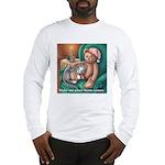 Miss B and Teddy Long Sleeve T-Shirt
