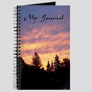 Celebration Sunset Journal
