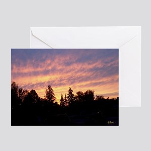 Celebration Sunset Greeting Cards (Pk of 10)