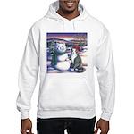 Snowcats Hooded Sweatshirt