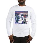 Snowcats Long Sleeve T-Shirt