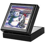 Snowcats Keepsake Box