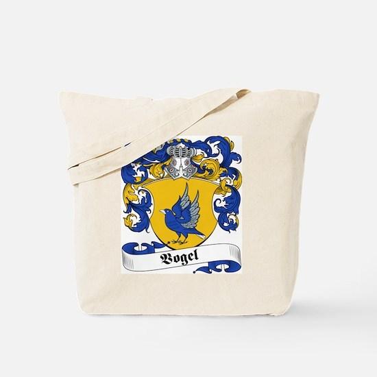 Vogel Family Crest Tote Bag