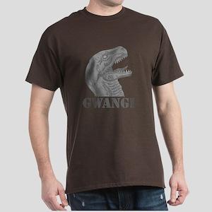 Grayscale Gwangi Dark T-Shirt