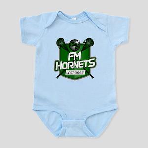 Fayetteville Manlius Hornets Lacrosse Lo Body Suit