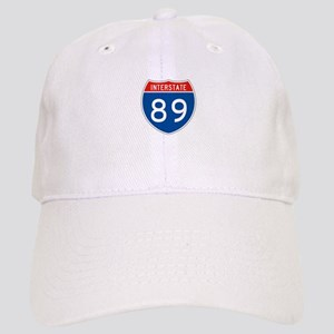 Interstate 89, USA Cap
