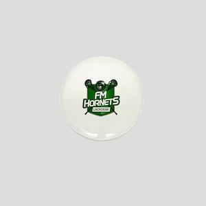 Fayetteville Manlius Hornets Lacrosse Mini Button