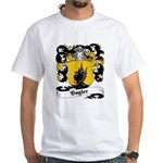 Vogler Family Crest White T-Shirt