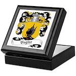 Vogler Family Crest Keepsake Box