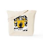 Vogler Family Crest Tote Bag