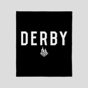 Derby Throw Blanket
