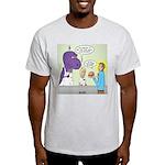 T-Rex Customer Service Light T-Shirt
