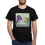 T-Rex Customer Service Dark T-Shirt