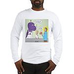 T-Rex Customer Service Long Sleeve T-Shirt